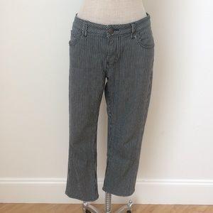 CAbi Railroad Stripe Jeans